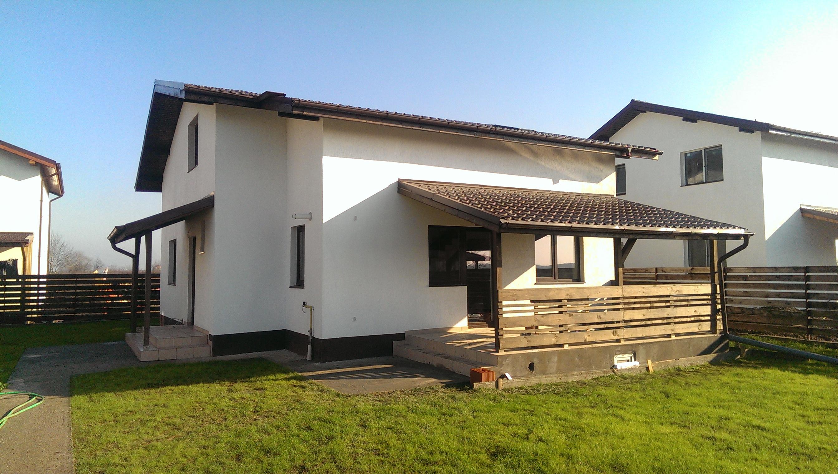 vanzare vila berceni comuna