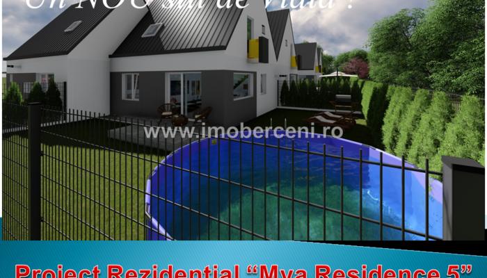Vila tip Scandinav Berceni - Mya Residence 5