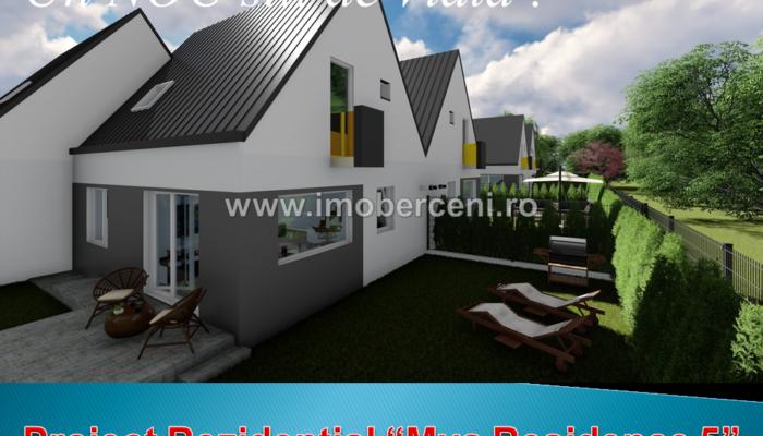 Vanzare Casa comuna Berceni - Mya Residence 5 - tip scandinav